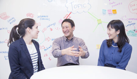 Our institute wasn't built by teachers, but by multilingual professionals in the media industry with years of experience using the Japanese language to get the job done.